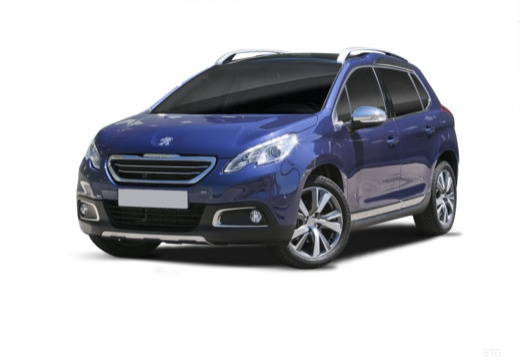PEUGEOT 2008 1.2 Pure Tech Active SS Hatchback I 110KM (benzyna)