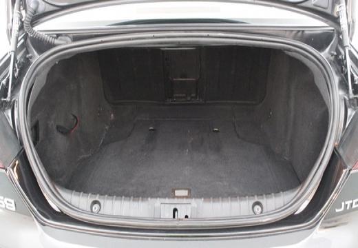 ALFA ROMEO 159 I sedan przestrzeń załadunkowa