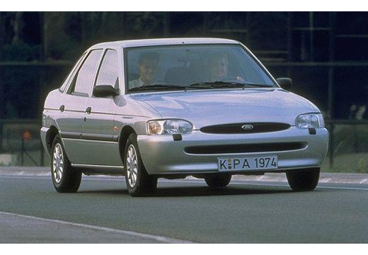 FORD Escort sedan silver grey przedni prawy