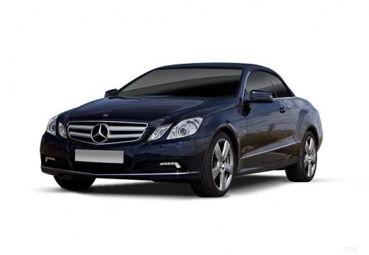 MERCEDES-BENZ Klasa E Cabrio A 207 I kabriolet niebieski jasny
