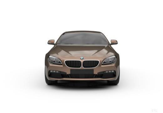BMW Seria 6 coupe przedni