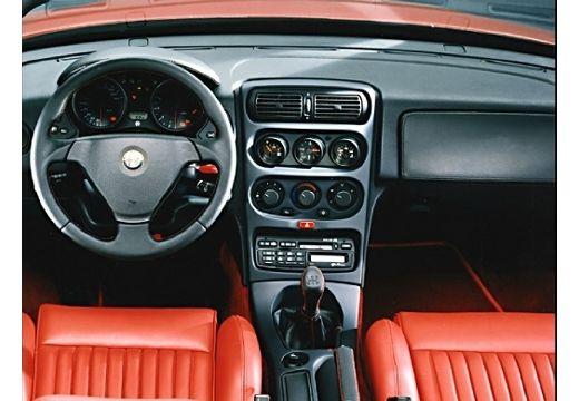 ALFA ROMEO Spider II kabriolet tablica rozdzielcza