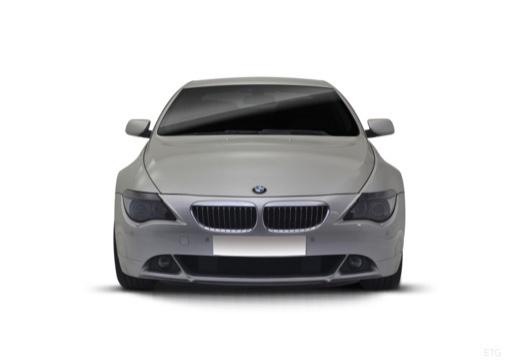 BMW Seria 6 E63 I coupe przedni