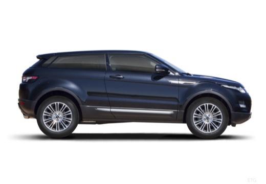 LAND ROVER Range Rover Evoque I kombi boczny prawy