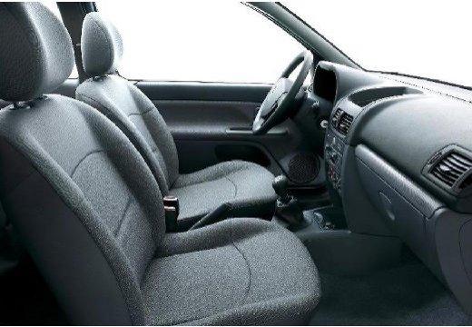 RENAULT Clio II III hatchback wnętrze