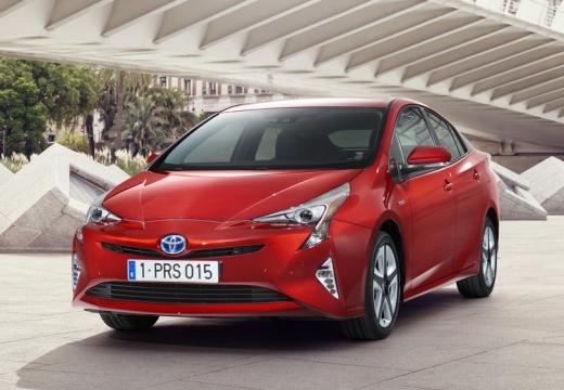 Toyota Prius 1.8 Hybrid Premium Hatchback IV 98KM (benzyna i elektryczny)