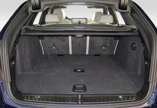 BMW Seria 5 Touring G31 kombi przestrzeń załadunkowa