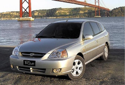 KIA Rio 1.3 RS air2 Hatchback II 1.4 82KM (benzyna)