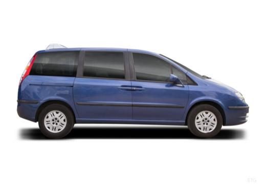 FIAT Ulysse van niebieski jasny boczny prawy