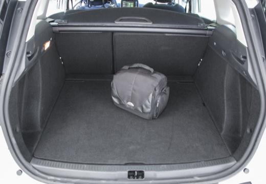 RENAULT Clio IV Grandtour I kombi przestrzeń załadunkowa