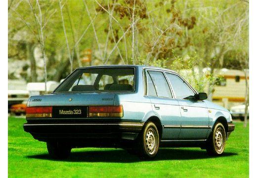 MAZDA 323 1.5 GLX Sedan II 75KM (benzyna)