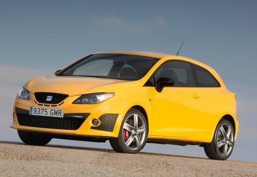 SEAT Ibiza SC 1.4 TSI Cupra DSG Hatchback V 180KM (benzyna)