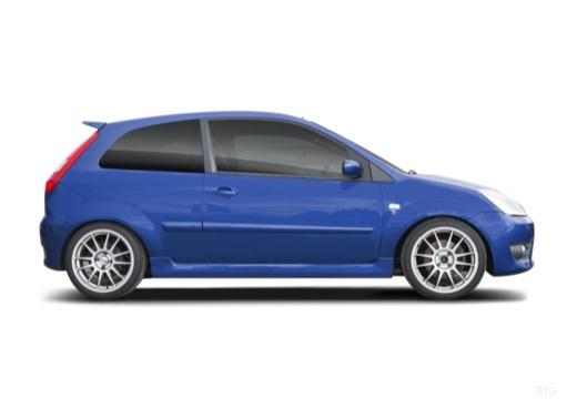 FORD Fiesta VI hatchback boczny prawy