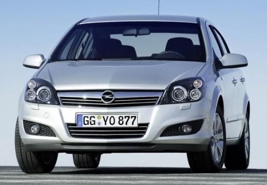 OPEL Astra III sedan silver grey przedni lewy
