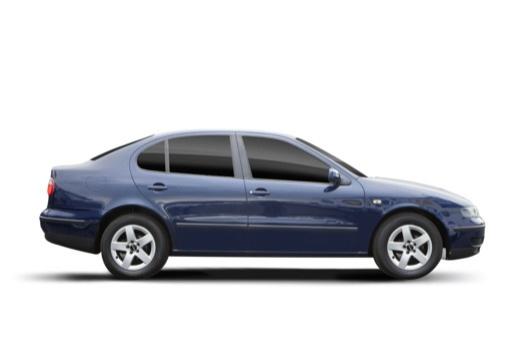 SEAT Toledo II sedan boczny prawy