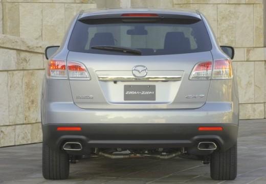 MAZDA CX-9 I kombi silver grey tylny