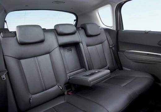 PEUGEOT 3008 I hatchback wnętrze