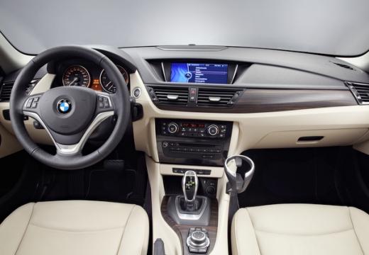 BMW X1 X 1 E84 II kombi tablica rozdzielcza