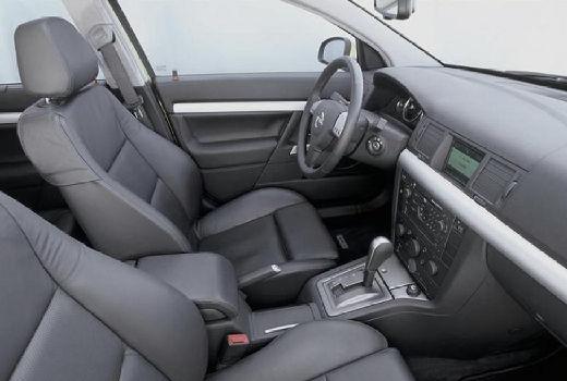 OPEL Vectra C I hatchback wnętrze
