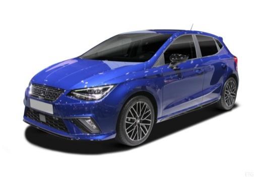 SEAT Ibiza 1.0 Reference StartStop Hatchback VIII 75KM (benzyna)