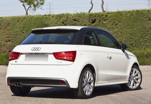 AUDI A1 I hatchback tylny lewy