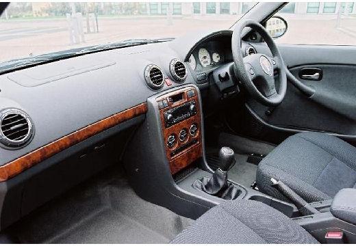 ROVER 45 sedan wnętrze