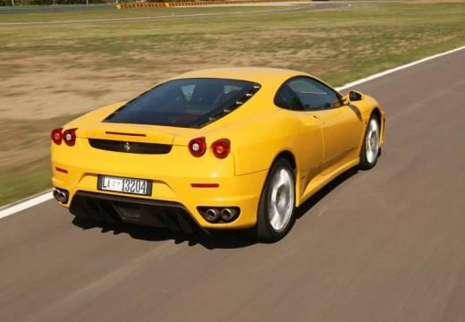 FERRARI 430 F coupe żółty tylny prawy