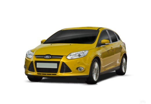 FORD Focus V hatchback