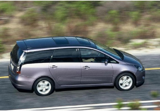 MITSUBISHI Grandis 2.4 Intense lea Van I 165KM (benzyna)