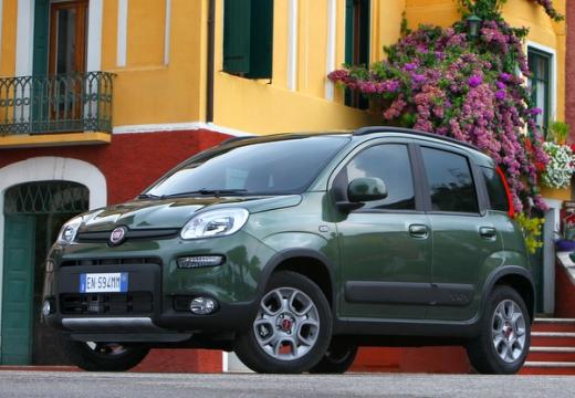 FIAT Panda 1.3 Multijet Climbing SS 4x4 Hatchback III 75KM (diesel)