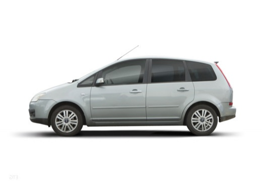 FORD C-MAX Focus kombi mpv silver grey boczny lewy