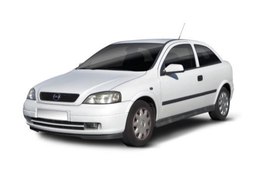OPEL Astra II hatchback przedni lewy