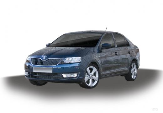 SKODA Rapid 1.4 TSI Ambition DSG Hatchback I 125KM (benzyna)