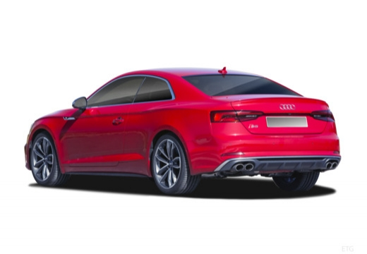 AUDI A5 coupe tylny lewy