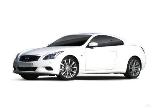 INFINITI G35 coupe biały przedni lewy
