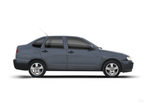SEAT Cordoba II sedan boczny prawy