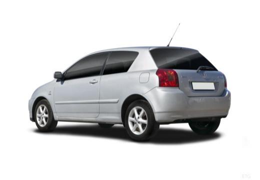 Toyota Corolla VI hatchback tylny lewy