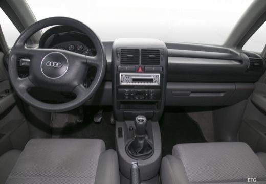 AUDI A2 I hatchback tablica rozdzielcza