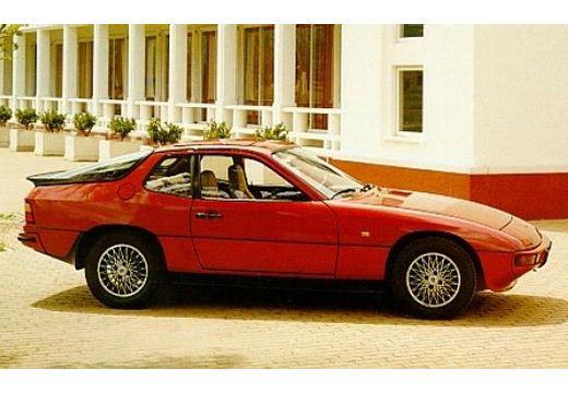 PORSCHE 924 Coupe