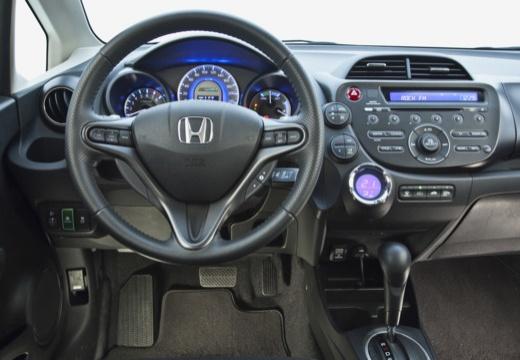 HONDA Jazz III hatchback zielony tablica rozdzielcza