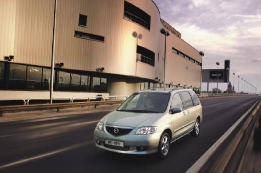 MAZDA MPV 2.0 TD Exclusive Van III 136KM (diesel)