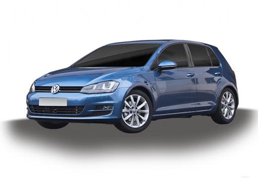 VOLKSWAGEN Golf VII 2.0 TDI BMT Comfortline EU6 Hatchback I 150KM (diesel)