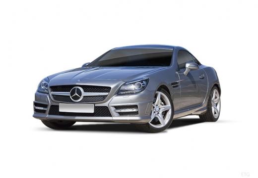 MERCEDES-BENZ Klasa SLK SLK R 172 roadster silver grey