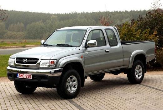 Toyota HiLux Pickup II