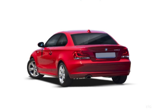 BMW Seria 1 E82 II coupe tylny lewy