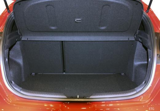 KIA Ceed Proceed V hatchback przestrzeń załadunkowa