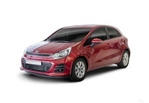 KIA Rio 1.4 L Business Line Hatchback VI 109KM (benzyna)