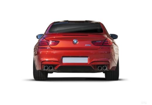 BMW Seria 6 F13 I coupe tylny