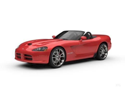 DODGE Viper Roadster III coupe przedni lewy