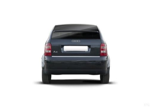AUDI A2 hatchback tylny